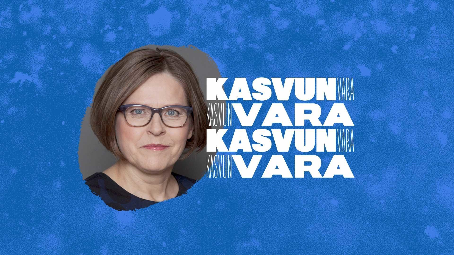 Heidi Hautala uskoo, että yritysvastuudirektiivi muuttaa yritysten pelikentän. Hautala puhui aiheesta Kaskas Median Kasvunvara-tilaisuudessa.